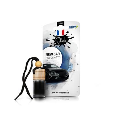 Освежитель воздуха Splash Ideal New Car 5 мл флакон